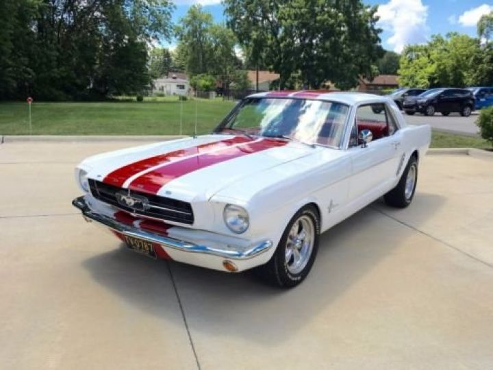 Ford Mustang 1965 - 2