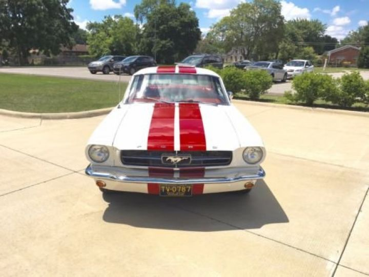 Ford Mustang 1965 - 3