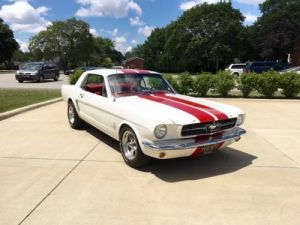 Ford Mustang 1965   - 4