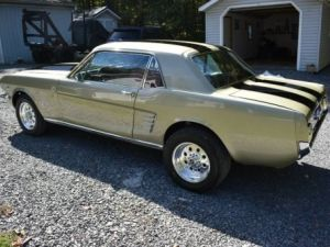 Ford Mustang 1966   - 4