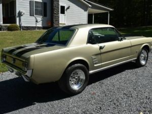 Ford Mustang 1966   - 5