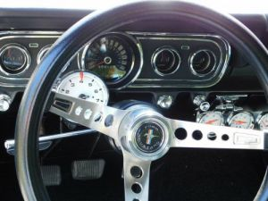 Ford Mustang 1966   - 8