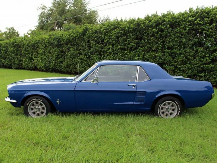 Ford Mustang 1967 - 2