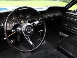 Ford Mustang 1967   - 7