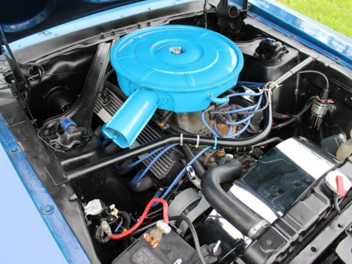 Ford Mustang 1967 - 8