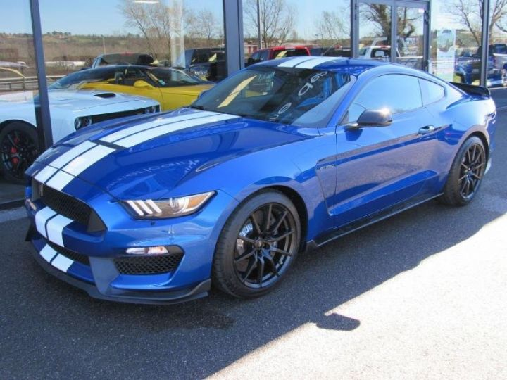 Ford Mustang Shelby GT350 V8 5.2L 526ch 2018 - 1