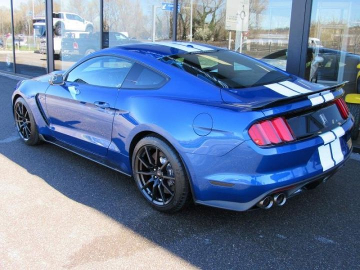 Ford Mustang Shelby GT350 V8 5.2L 526ch 2018 - 2