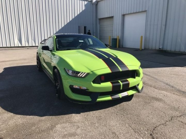 Ford Mustang Shelby gt350 v8 52l bvm6 533hp - 1