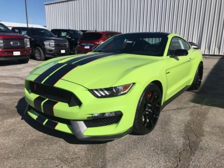 Ford Mustang Shelby gt350 v8 52l bvm6 533hp - 13