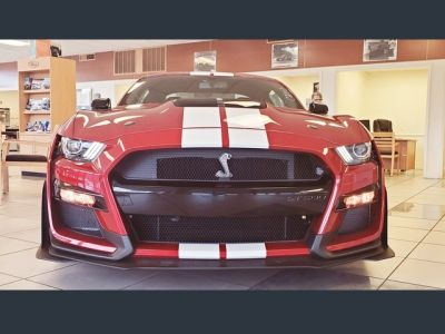 Ford Mustang Shelby gt500 v8 52l supercharged 760hp   - 8