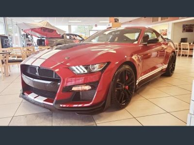 Ford Mustang Shelby gt500 v8 52l supercharged 760hp   - 9