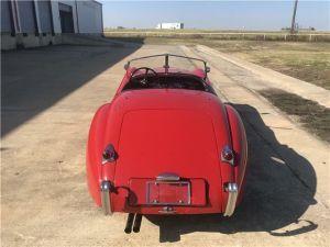 Jaguar XK 1953   - 4