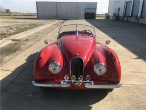 Jaguar XK 1953   - 8