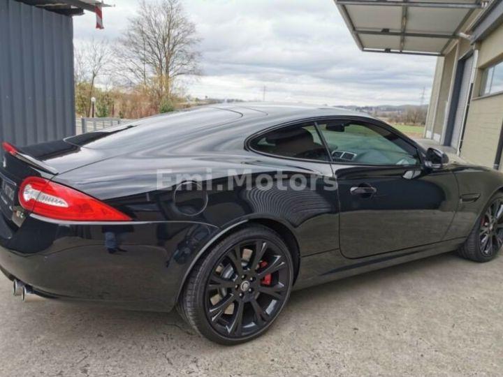 Jaguar XKR XK Coupé 50 V8 510 CV R XKR Compressor Toutes options et Garantie 12 Mois Livrée - 11