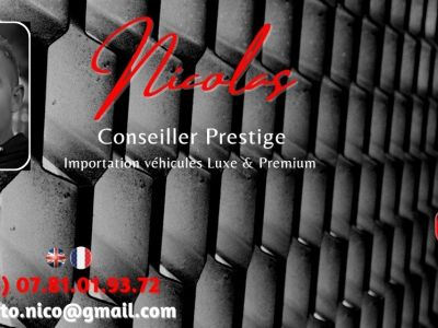 Jaguar XKR XK Coupé 50 V8 510 CV R XKR Compressor Toutes options et Garantie 12 Mois Livrée   - 13