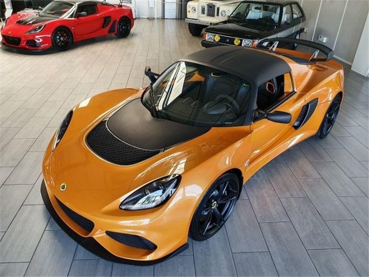 Lotus Exige 35I 350 CH Sport 350 - 19