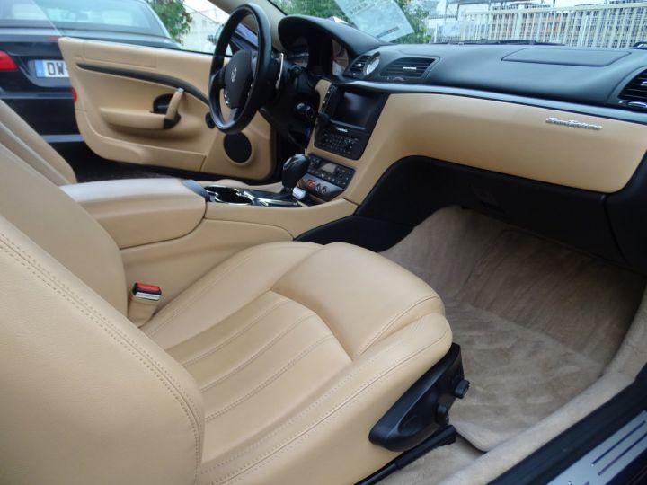 Maserati Gran Turismo 4.2LBVA ZF 405PS / GPS BIXENON SKYHOOK  - 13