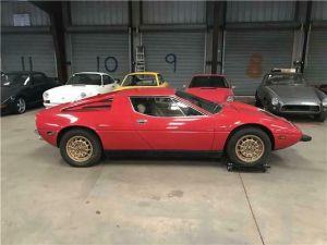 Maserati Merak 1974   - 1