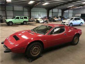 Maserati Merak 1974   - 2