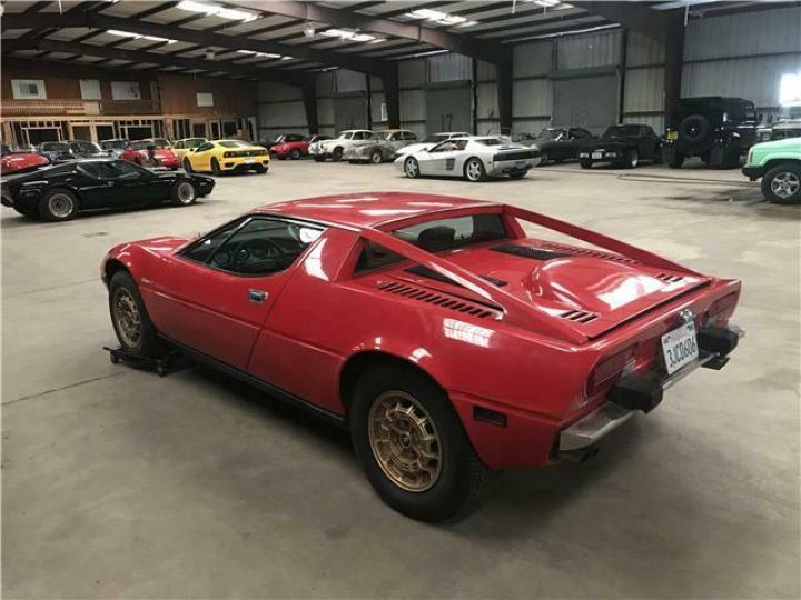 Maserati Merak 1974 - 3