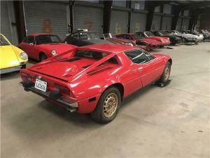 Maserati Merak 1974   - 5