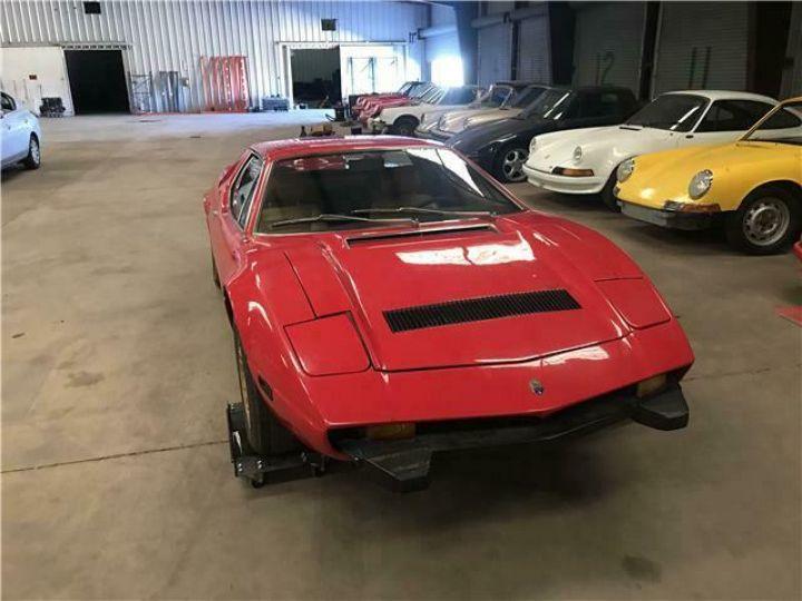Maserati Merak 1974 - 8