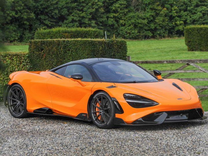 McLaren 765LT McLaren 765LT - 1