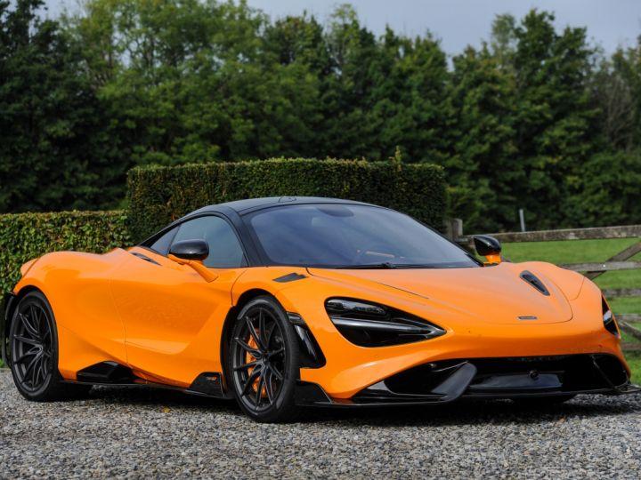 McLaren 765LT McLaren 765LT - 22
