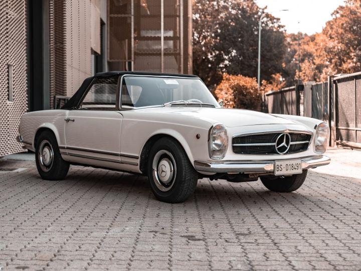 Mercedes 230 SL PAGODA - 1