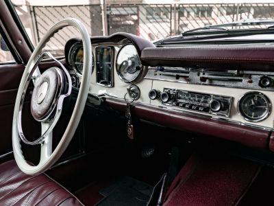 Mercedes 230 SL PAGODA   - 5