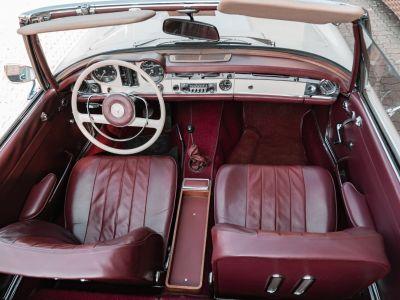 Mercedes 230 SL PAGODA   - 10