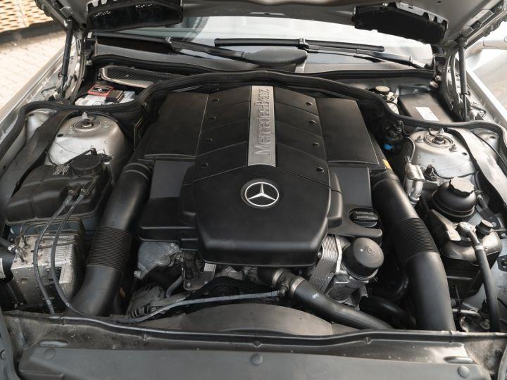 Mercedes 500 SL - 11
