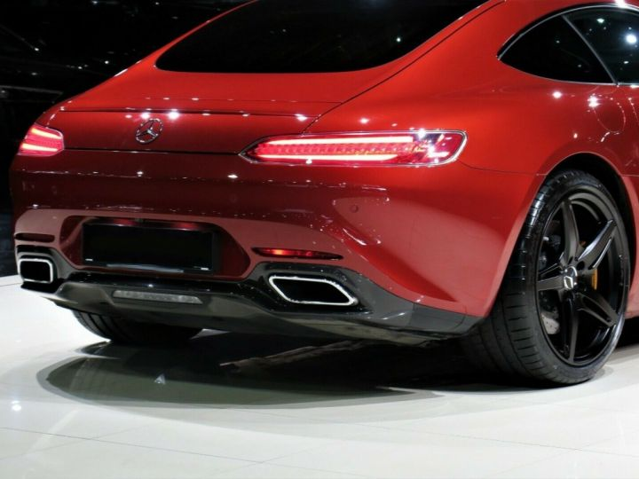 Mercedes AMG GT  40 V8 510ch S - 7