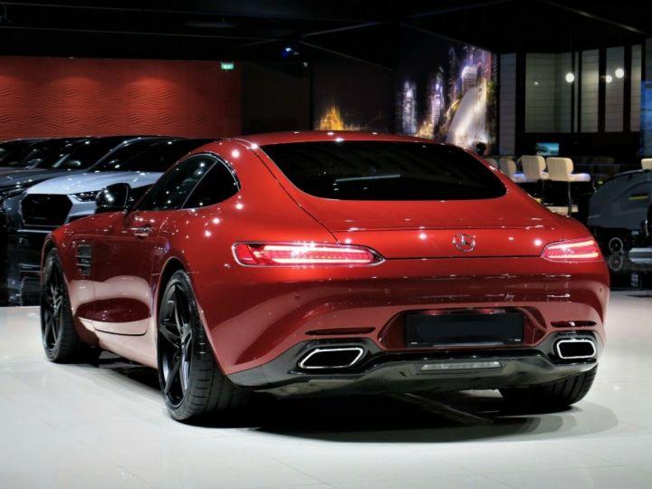 Mercedes AMG GT  40 V8 510ch S - 8