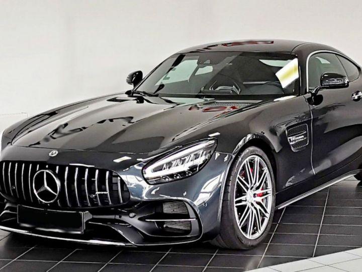 Mercedes AMG GT V8 522 ch - 1