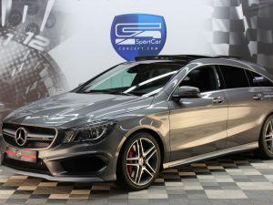 Mercedes CLA Shooting Brake 45 amg 360ch / pack performance / harman & kardon   - 2