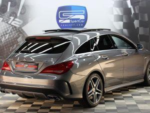 Mercedes CLA Shooting Brake 45 amg 360ch / pack performance / harman & kardon   - 4