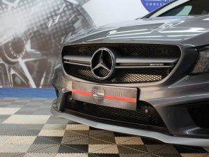 Mercedes CLA Shooting Brake 45 amg 360ch / pack performance / harman & kardon   - 8