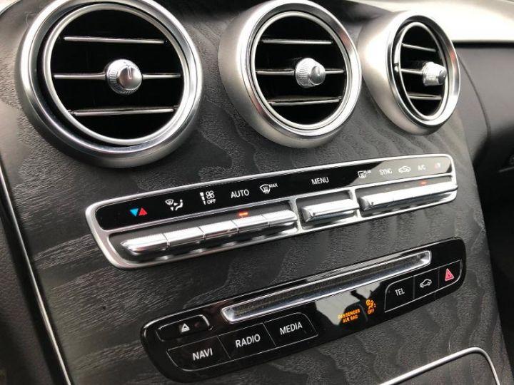 Mercedes Classe C Cabriolet 220 d 170ch Sportline 9G-Tronic - 13