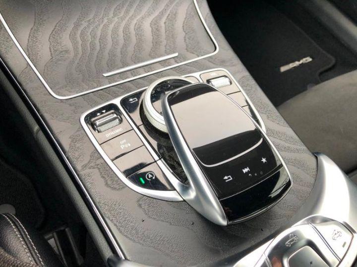 Mercedes Classe C Cabriolet 220 d 170ch Sportline 9G-Tronic - 14
