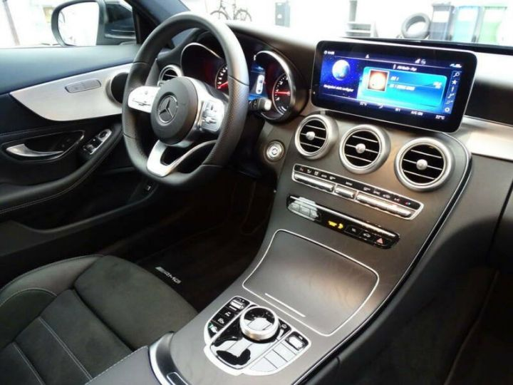 Mercedes Classe C Coupe Sport 200 Pack AMG - 8