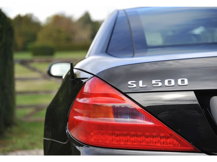 Mercedes SL sl 500 - 8