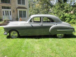 Oldsmobile 88 1949   - 1