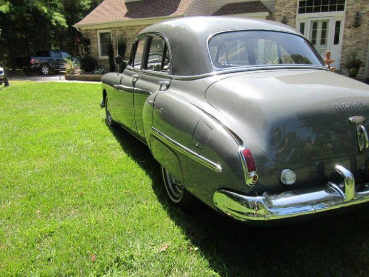 Oldsmobile 88 1949 - 5