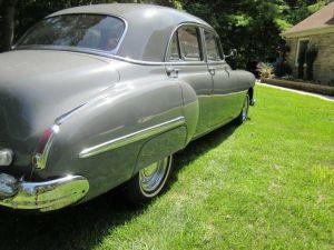 Oldsmobile 88 1949   - 6