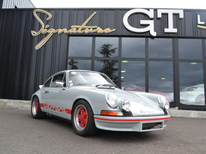 Porsche 911 27 RS replique - 1