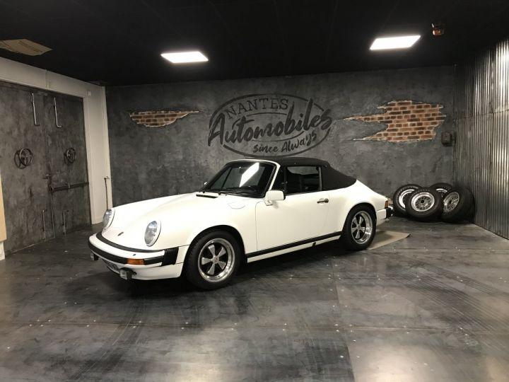 Porsche 911 30 SC Cabriolet  - 1