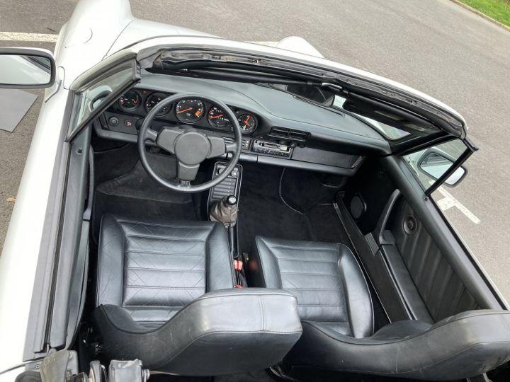 Porsche 911 30 SC Cabriolet  - 13