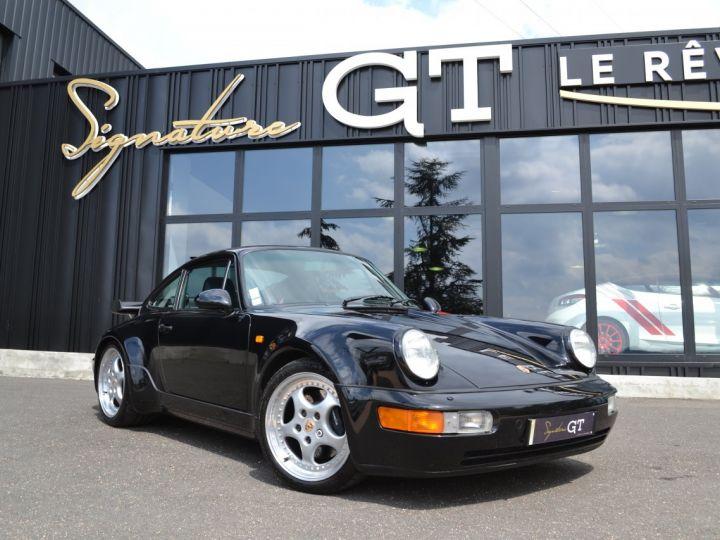 Porsche 911 964 33 turbo - 1