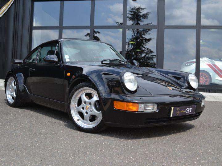 Porsche 911 964 33 turbo - 2